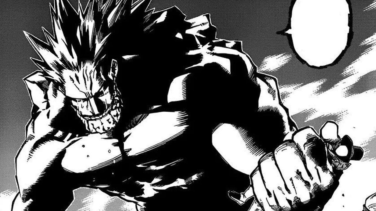 My Hero Academia e la lotta al gigante: spoiler e immagini del capitolo 278