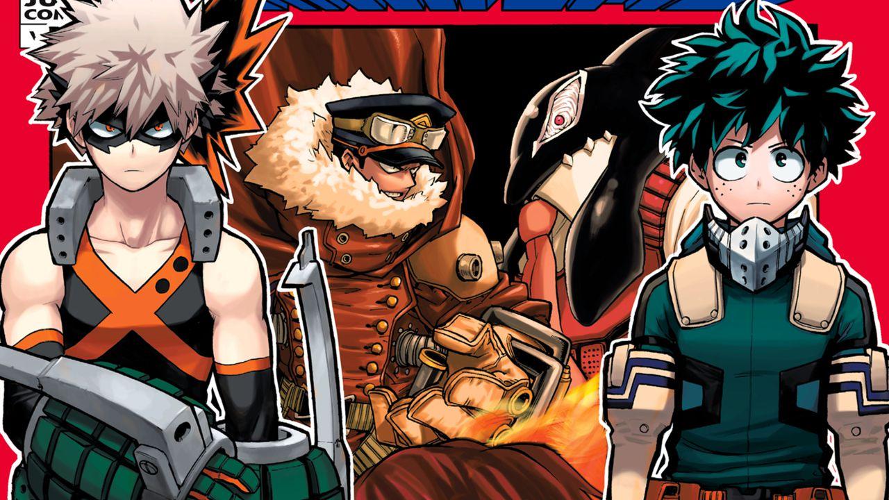 My Hero Academia: il manga va forte negli USA battendo anche ONE PIECE e Demon Slayer