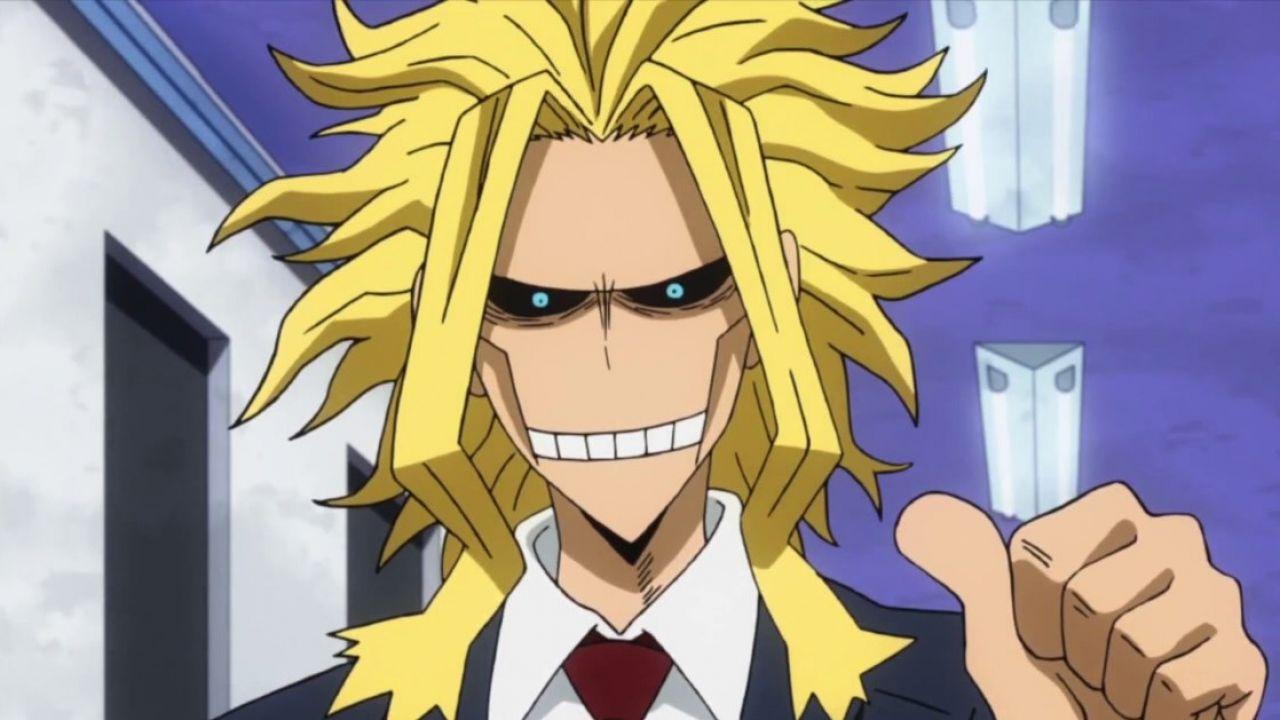 My Hero Academia: All Might gravemente ferito nel cosplay di Fariko