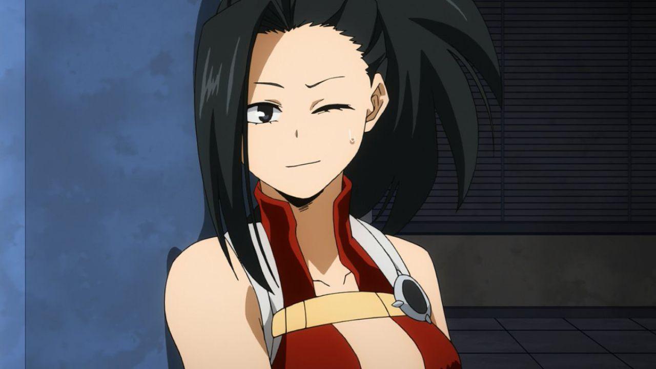 My Hero Academia: Momo Yaoyorozu diventa una sensuale adulta nel cosplay di RinnieRiot
