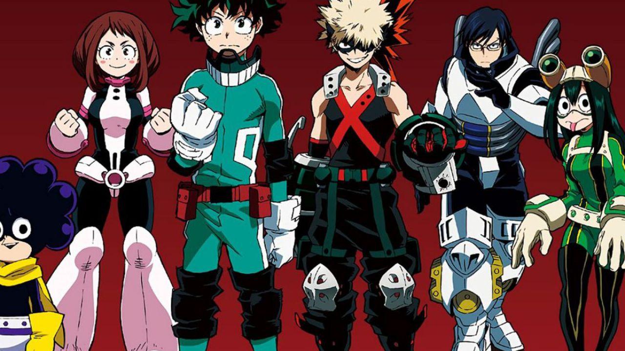 My Hero Academia ci mostra il mondo fuori dal Giappone