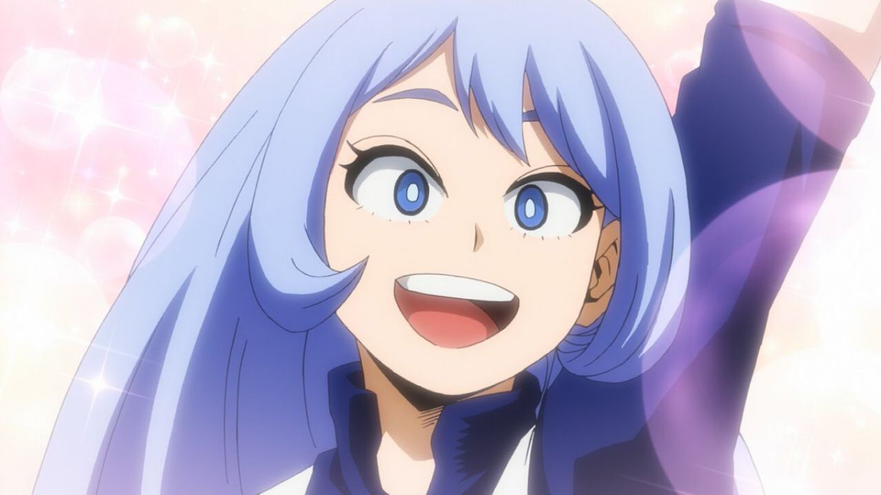 My Hero Academia: Nejire Hado è splendida in questa fanart in computer grafica