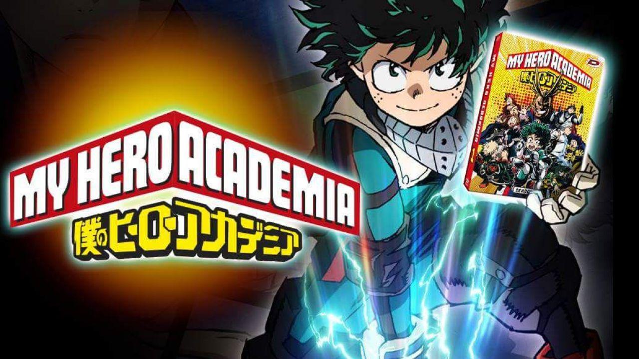 My Hero Academia: novità su doppiaggio italiano, messa in onda e home video targato Dynit