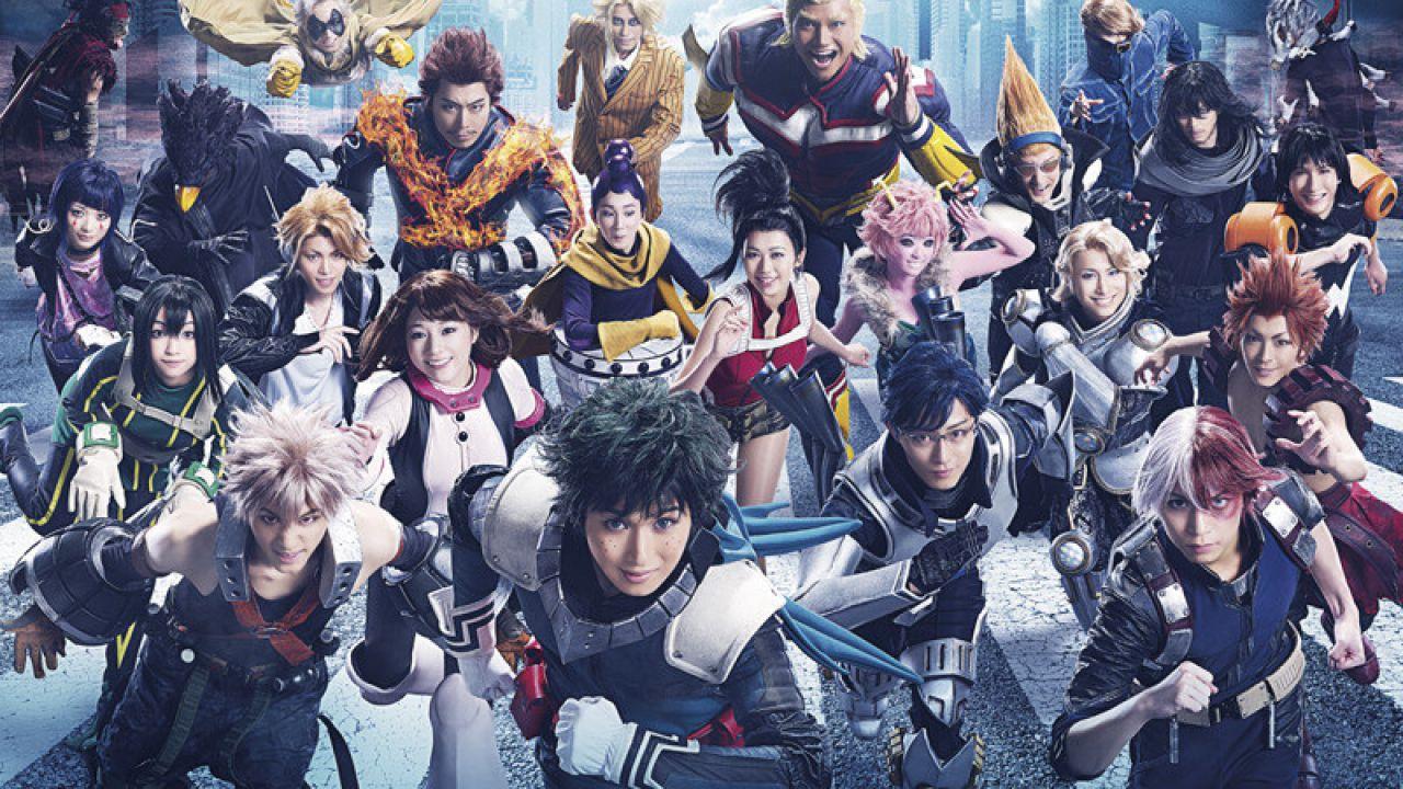 My Hero Academia: nuove informazioni e date per gli spettacoli dei manga Shonen Jump