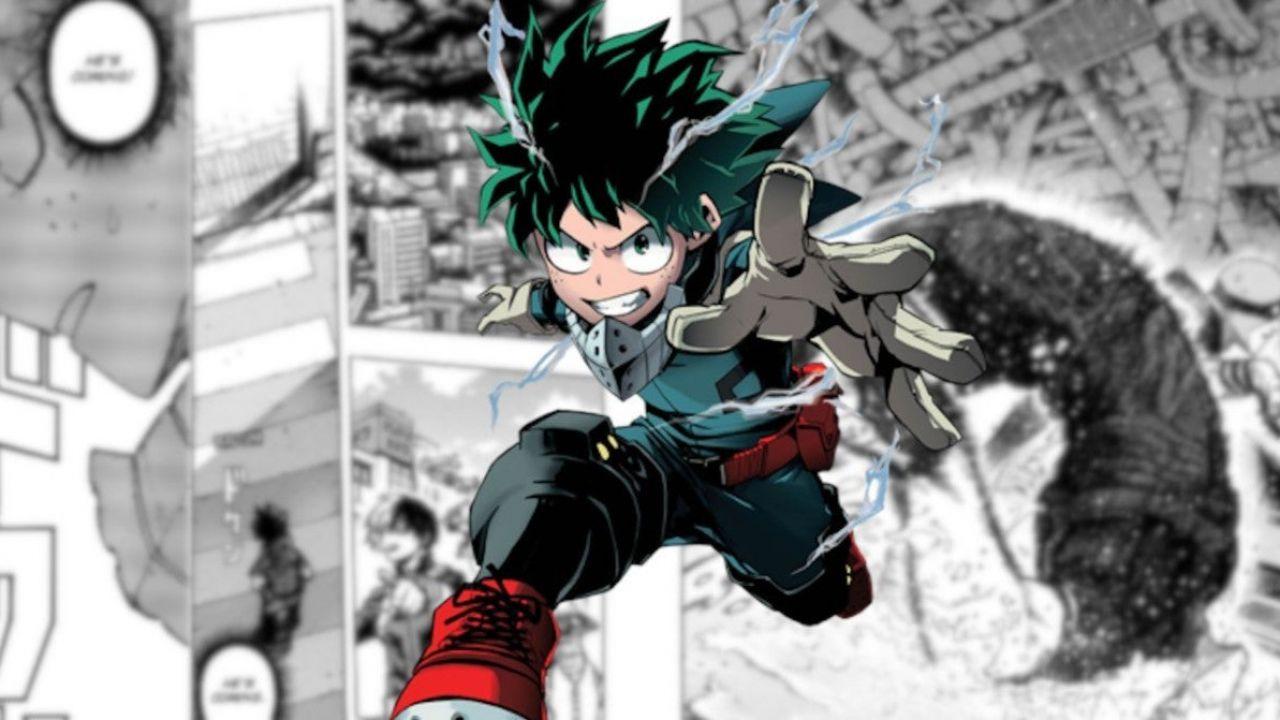 My Hero Academia: l'opera di Horikoshi è la più letta di ottobre secondo NPD BookScan