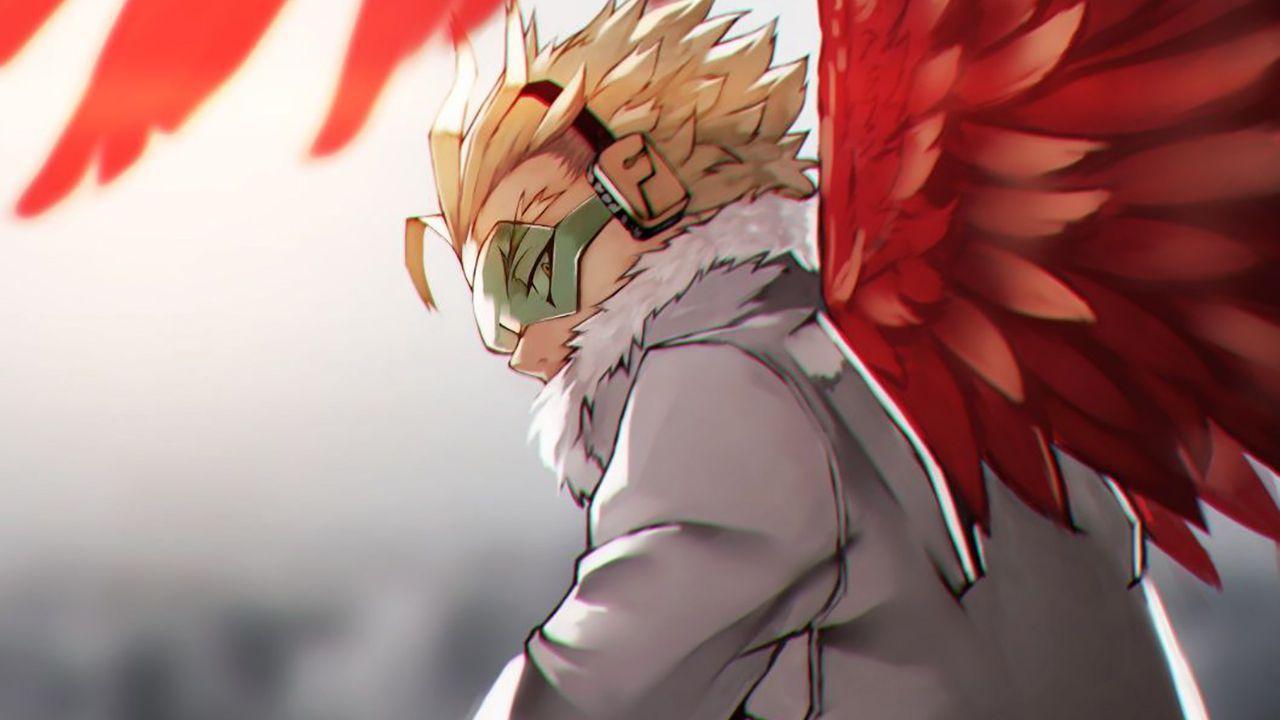 My Hero Academia: perché Hawks è il Pro Hero migliore per affrontare un certo villain?