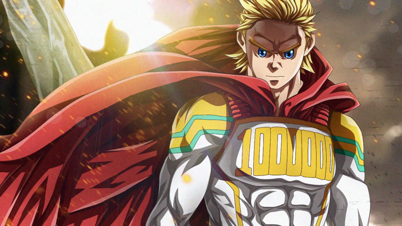 My Hero Academia: ecco perché Mirio Togata è uno dei migliori eroi del manga