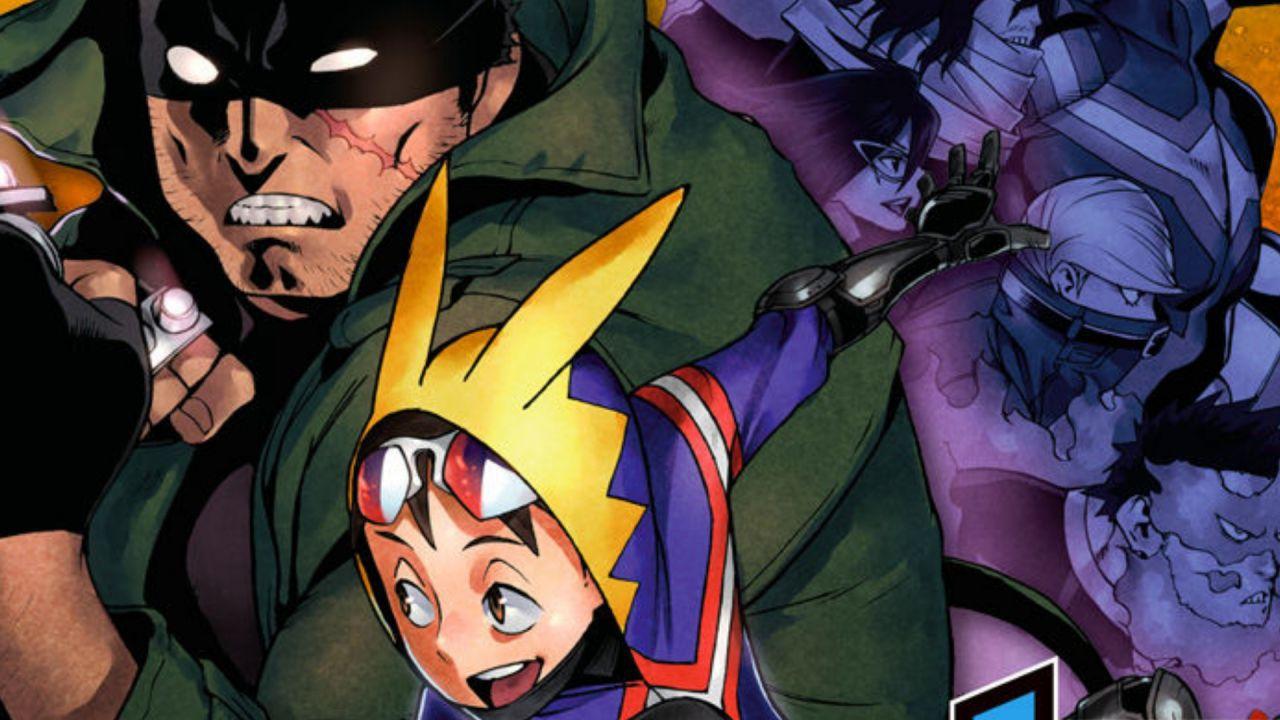 My Hero Academia: i personaggi di Vigilante arriveranno mai nella serie principale?