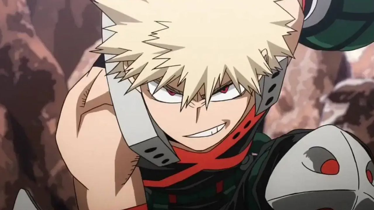 My Hero Academia pronto al ritorno: la stagione 5 in un nuovo trailer con Bakugo esplosivo