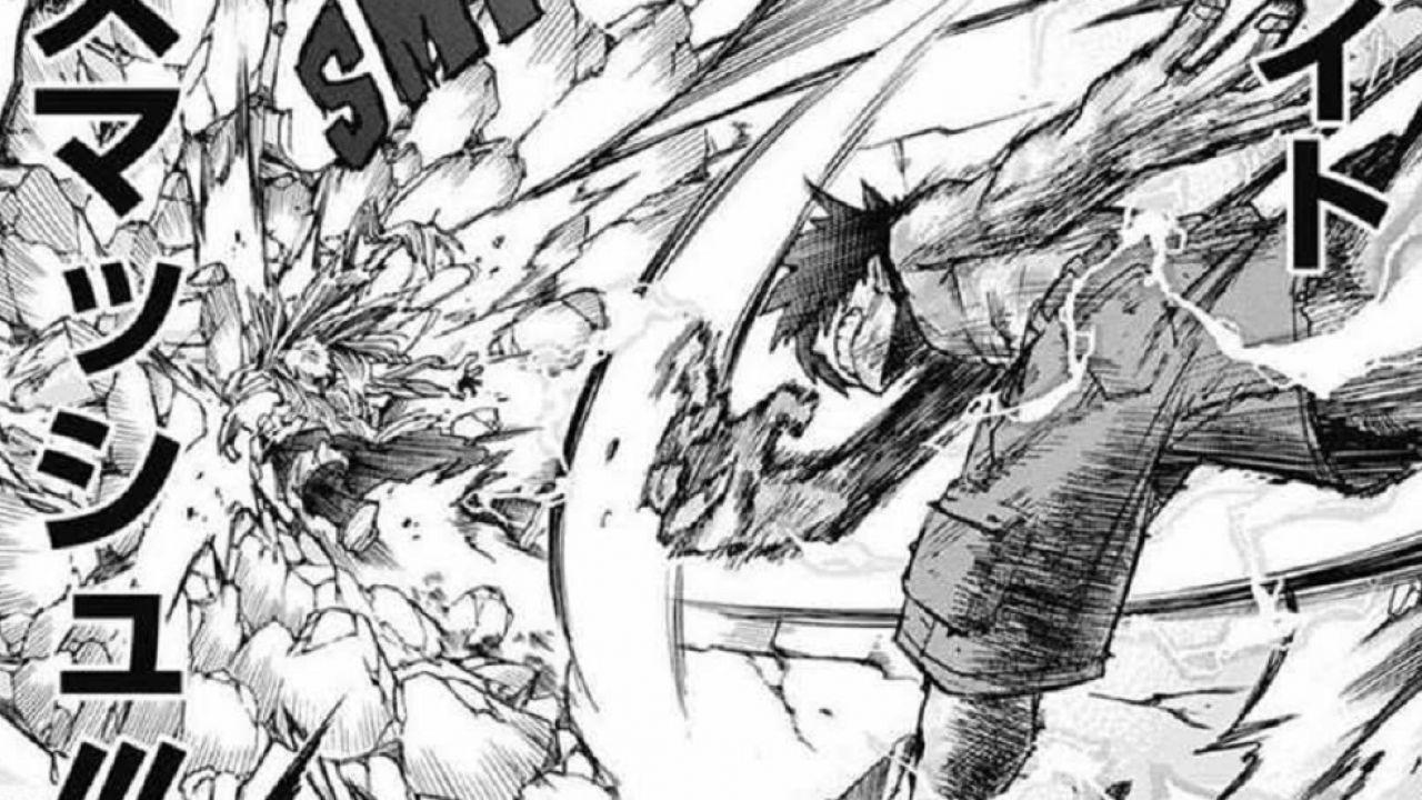 My Hero Academia: il ruolo di un eroe negli spoiler completi del capitolo 282