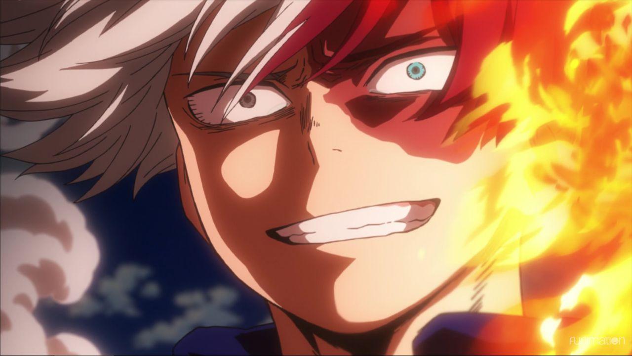 My Hero  Academia: scovata una curiosa somiglianza tra Shoto e suo fratello