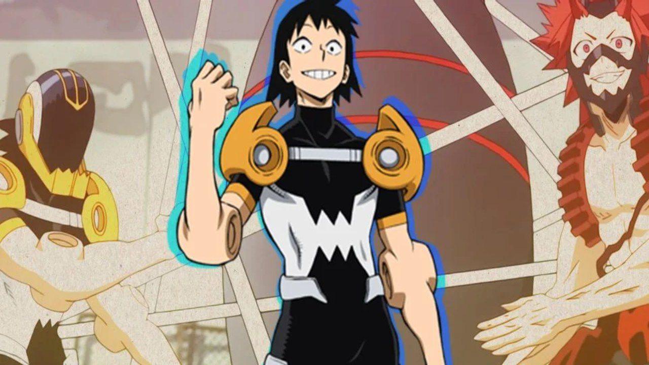 My Hero Academia: Sero è uno degli aspiranti eroi più sottovalutati? Parliamone