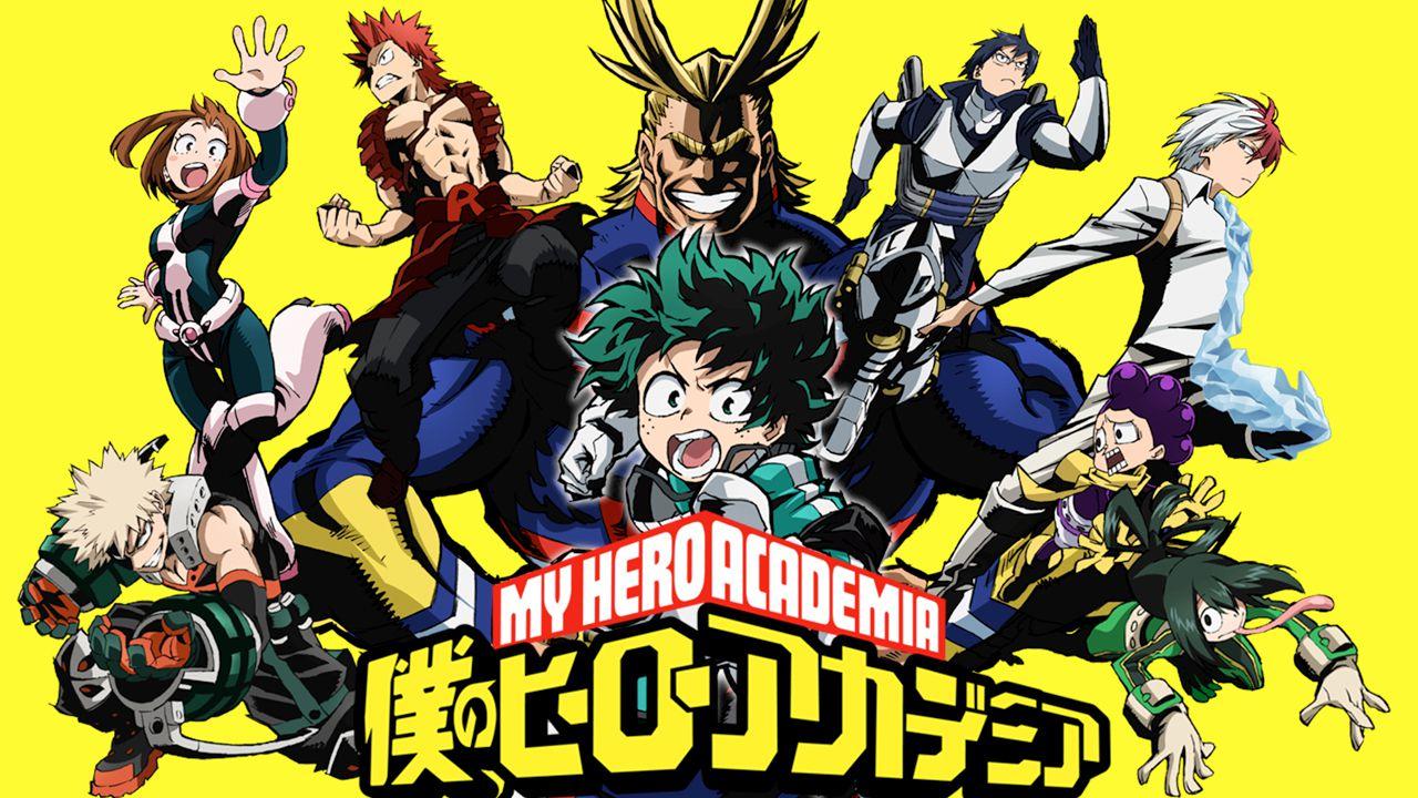 My Hero Academia: Shonen Jump conferma i doppiatori di Kota e delle Wild Wild Pussycats