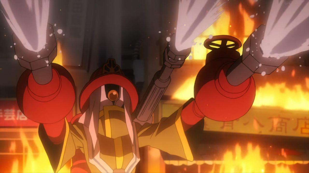 My Hero Academia: ecco un simpatico cosplay di Backdraft