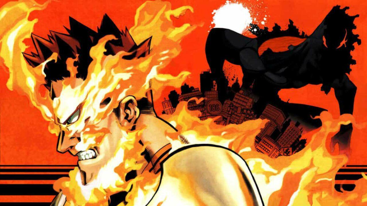 My Hero Academia: le struggenti parole di Enji Todoroki segnano il destino di Endeavor