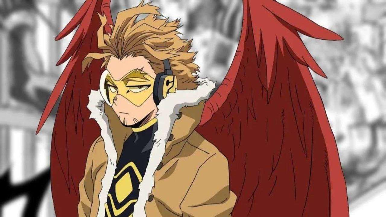 My Hero Academia: il momento più tenero dell'infanzia di Hawks