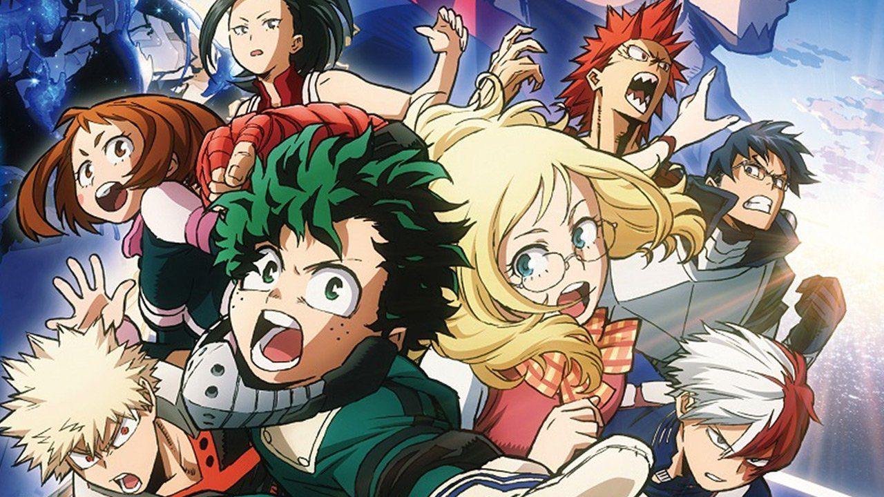 My Hero Academia The Movie: Two Heroes torna nei cinema del Giappone in 4D!