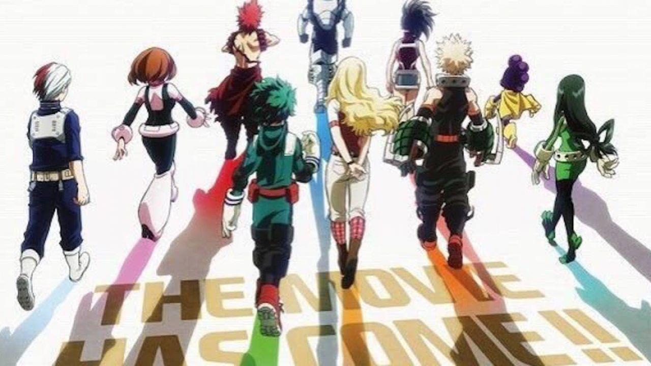 My Hero Academia - The Two Heroes: la premiere avverrà all'Anime Expo
