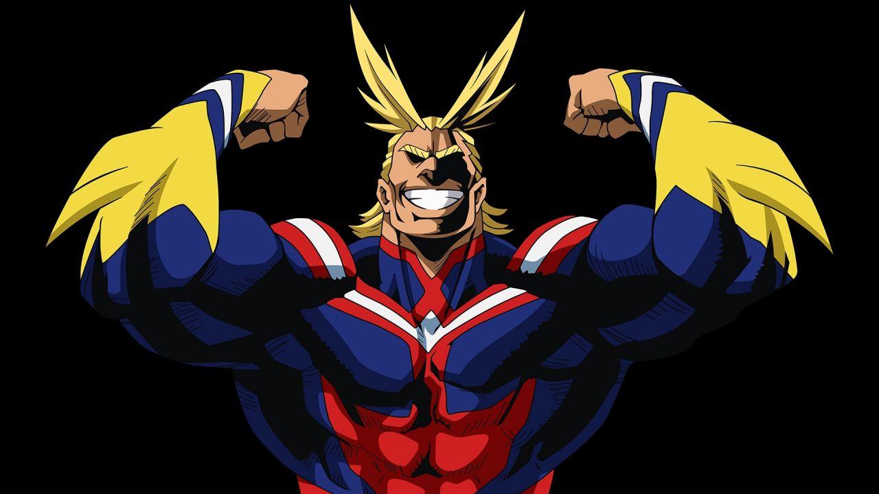 My Hero Academia al primo posto nella top 20 delle graphic novel più vendute in America