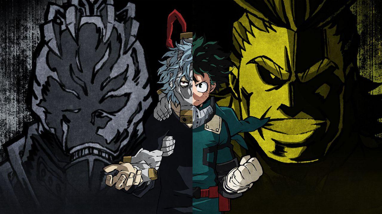 My Hero Academia: quanto hanno veramente in comune Midoriya e Shigaraki?