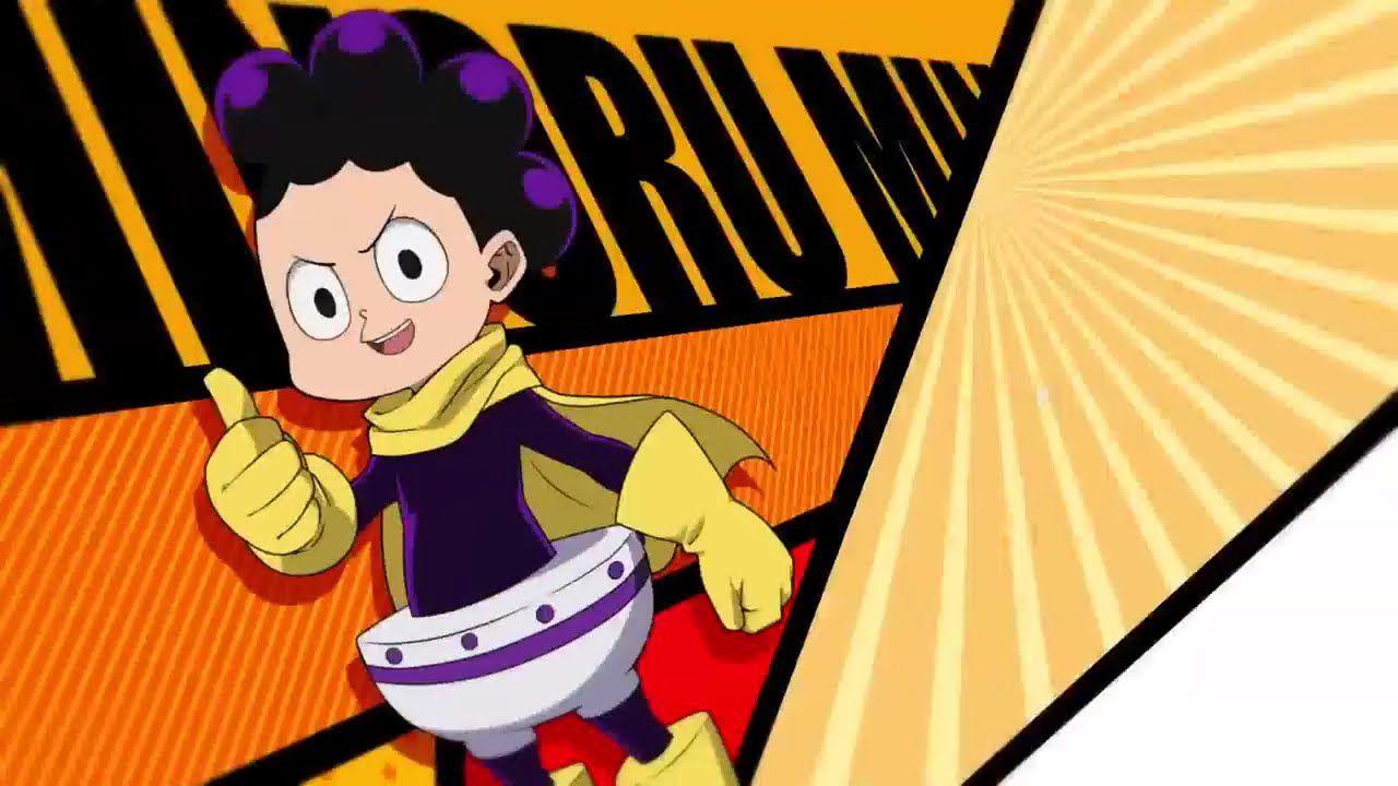 My Hero Academia: la versione teatrale di Mineta ha sorpreso i fan