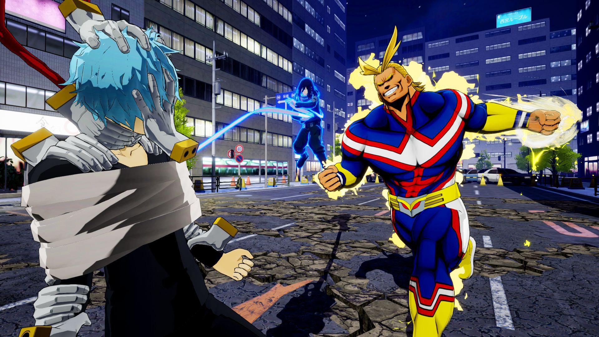 """Risultato immagini per one justice my hero"""""""