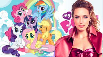 My Little Pony: Emily Blunt si aggiunge al cast