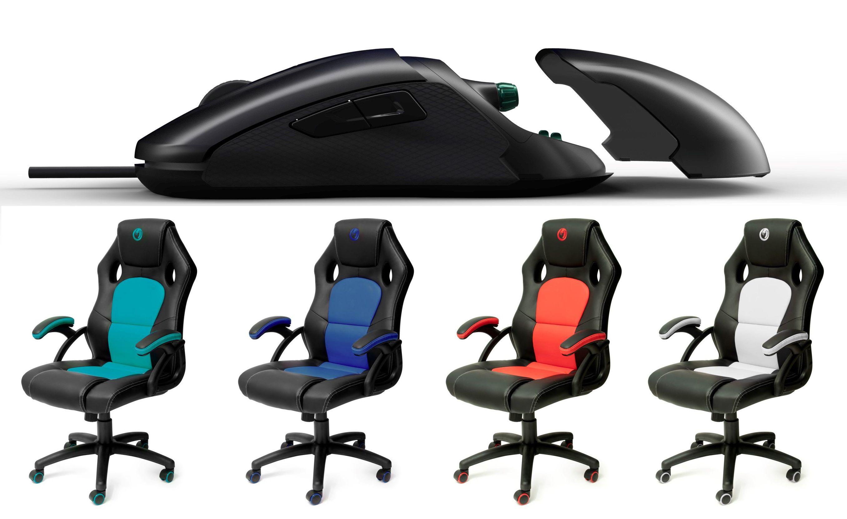 Nacon lancia il nuovo mouse da gaming PCGM-500ES e la ...