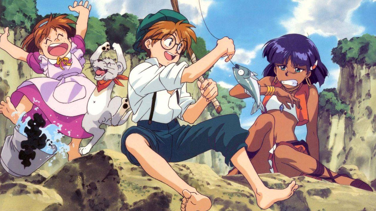 Nadia il mistero della pietra azzurra: Yamato Video anticipa una nuova edizione?