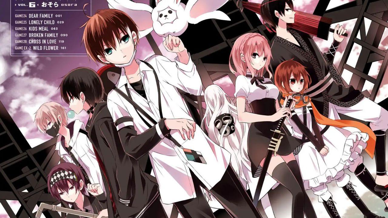 Naka no Hito Genome [Jikkyōchū]: l'anime partirà nella stagione estiva