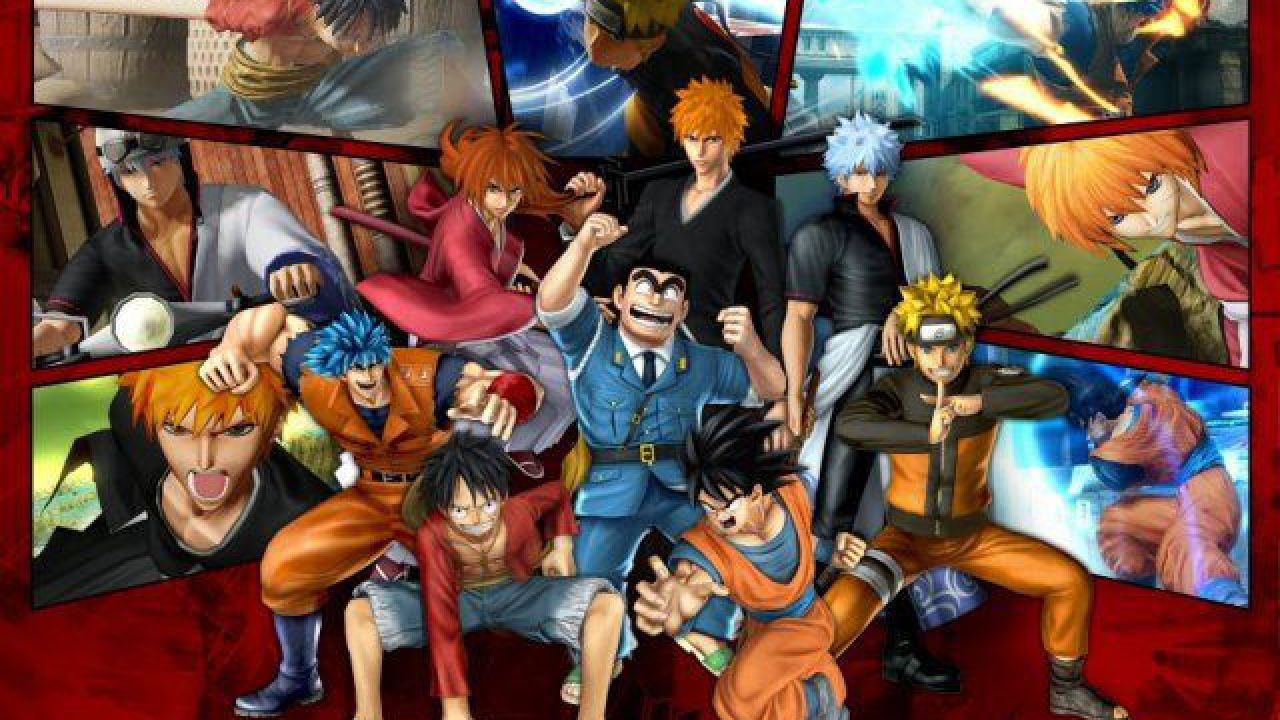 Namco Bandai annuncia Project Versus J, action game della serie Jump