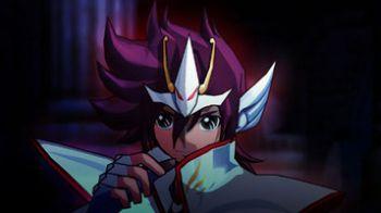Namco Bandai ha annunciato il videogioco di Saint Seiya Omega