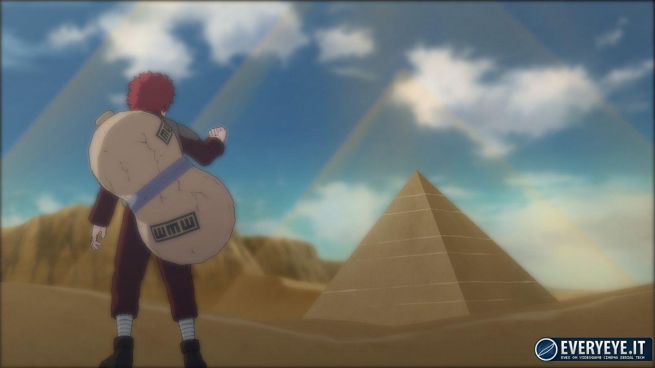 Namco rilascia il trailer di lancio di Naruto Shippuden: Ultimate Ninja Storm 3