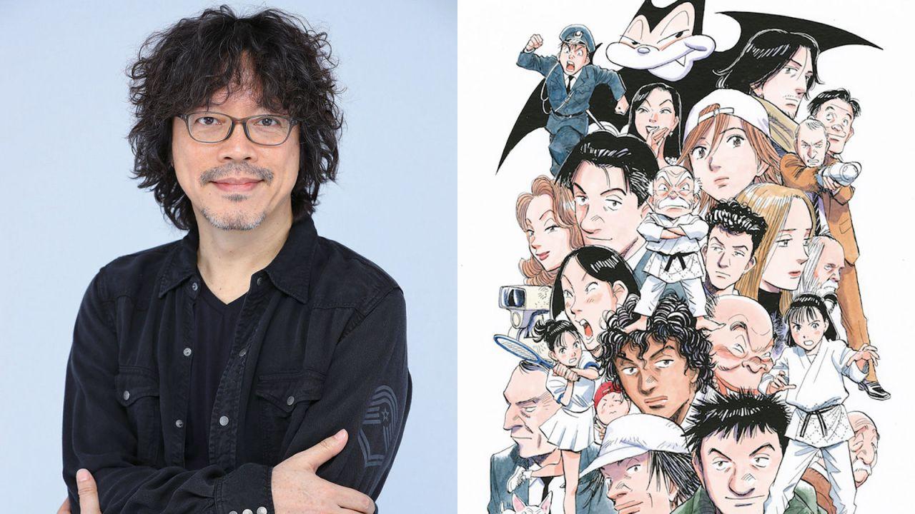 Naoki Urasawa, autore di 20th Century Boys, sta lavorando ad un anime