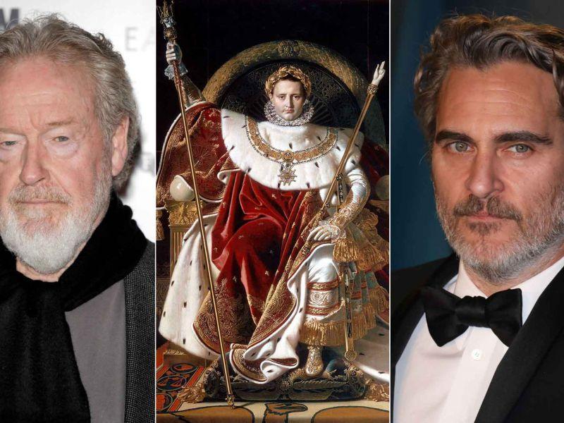 Napoleone, svelata l'attrice protagonista del film di Ridley Scott con Joaquin Phoenix