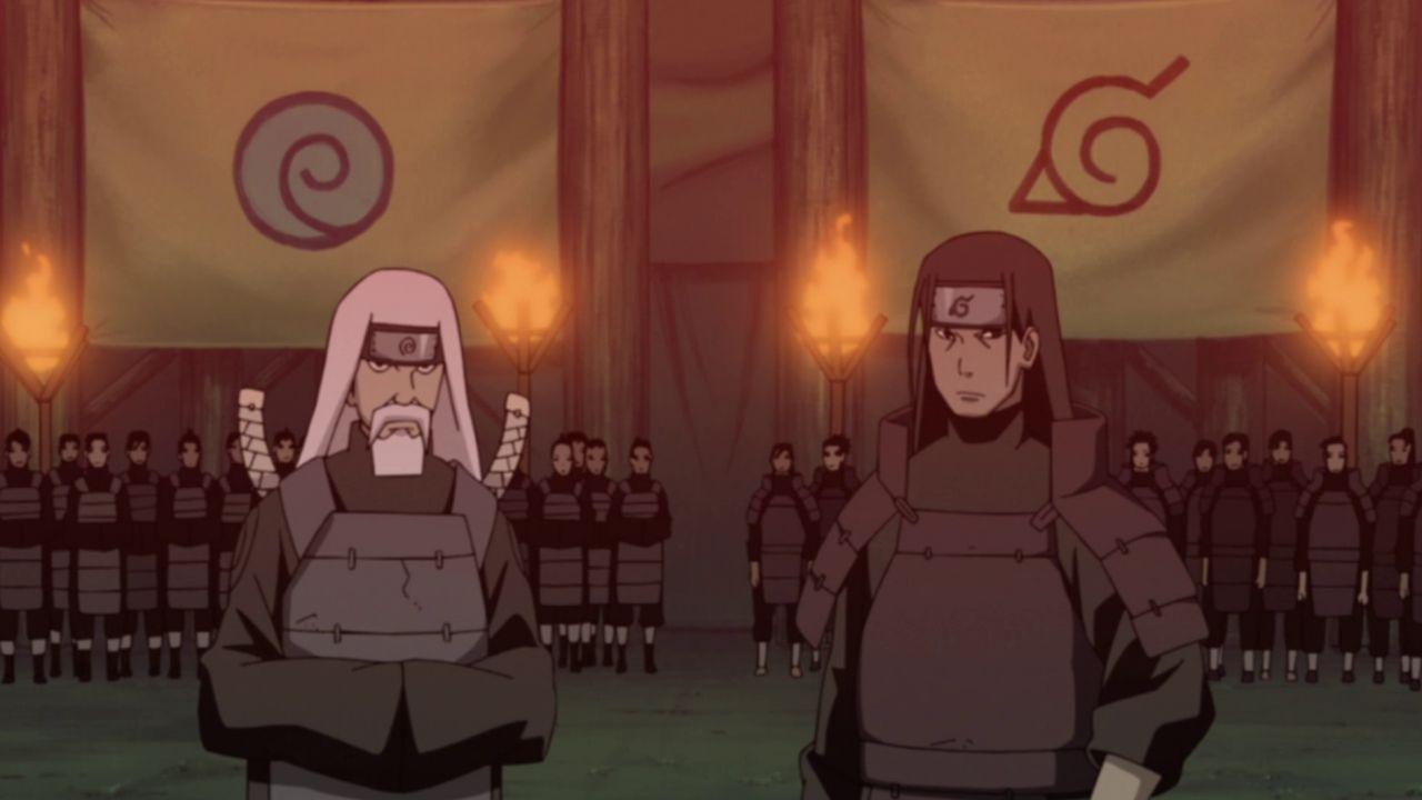 Naruto: i 5 clan più forti del Villaggio della Foglia