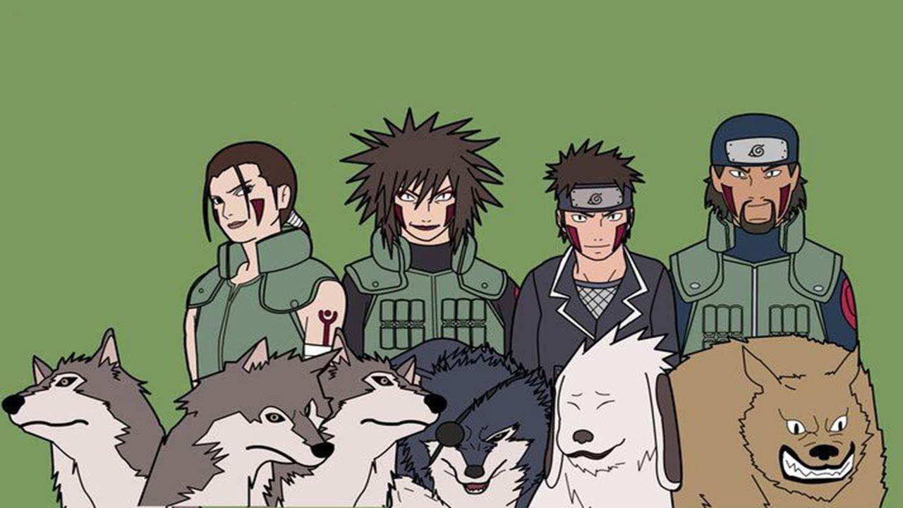 Naruto: chi sono i genitori di Kiba? Tutto sul clan Inuzuka