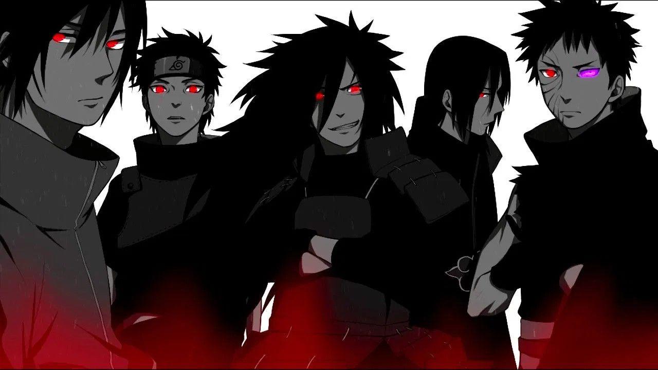 Naruto: chi è l'Uchiha più forte della storia del clan?