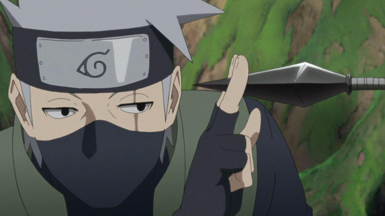 Naruto: in quale episodio Kakashi mostra il suo volto? Ricordiamo questo evento epico