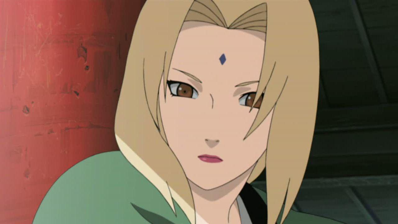 Naruto, il quinto Hokage al lavoro: un cosplay di Tsunade realizzato da Alina Becker