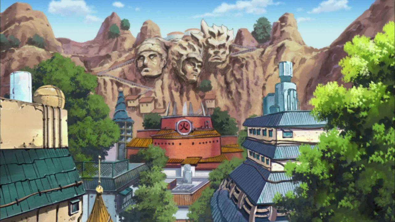 Naruto incontra Animal Crossing: un fan ricrea Konoha sulla sua isola personale