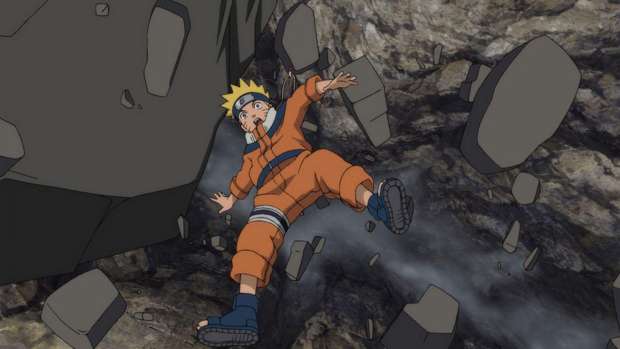 Naruto - La Leggenda della Pietra di Gelel: due clip dal film-evento nei cinema solo il 6 luglio