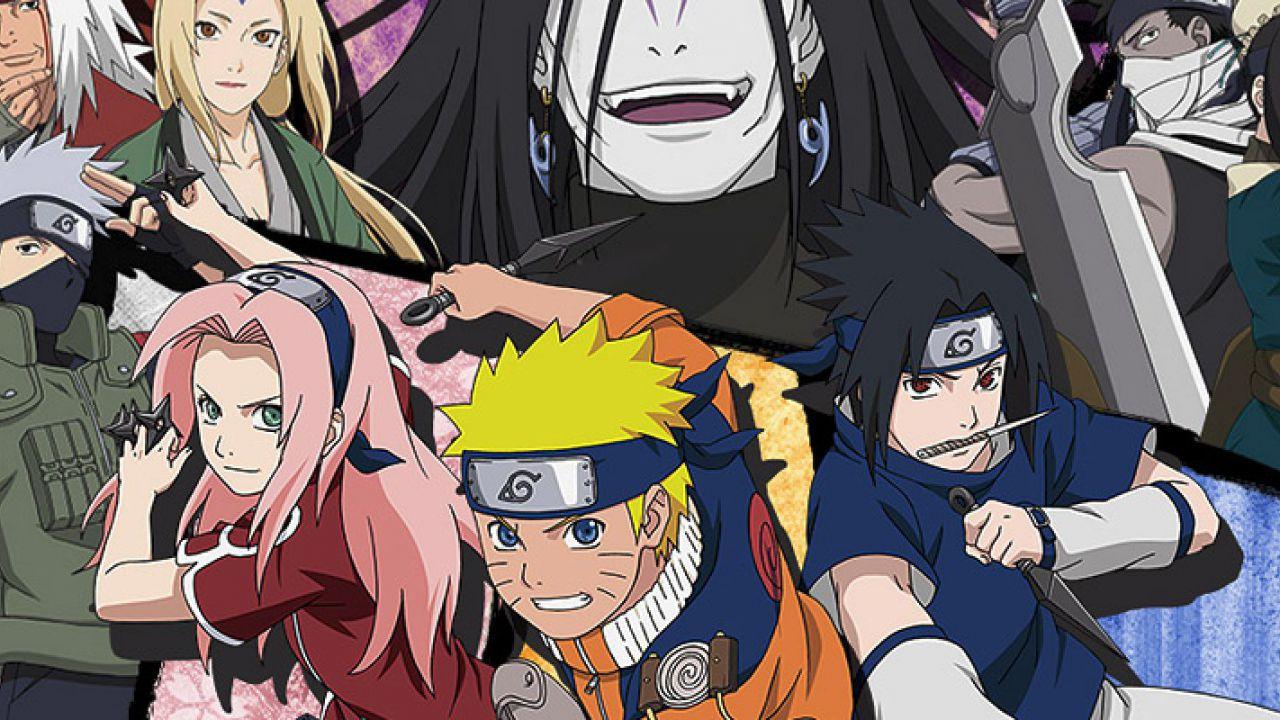 Naruto: i personaggi della serie diventano dei gattini grazie a queste simpatiche figure