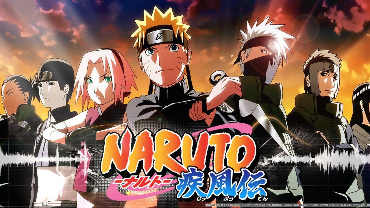 Naruto Shippuden: le 5 opening più belle dell'anime