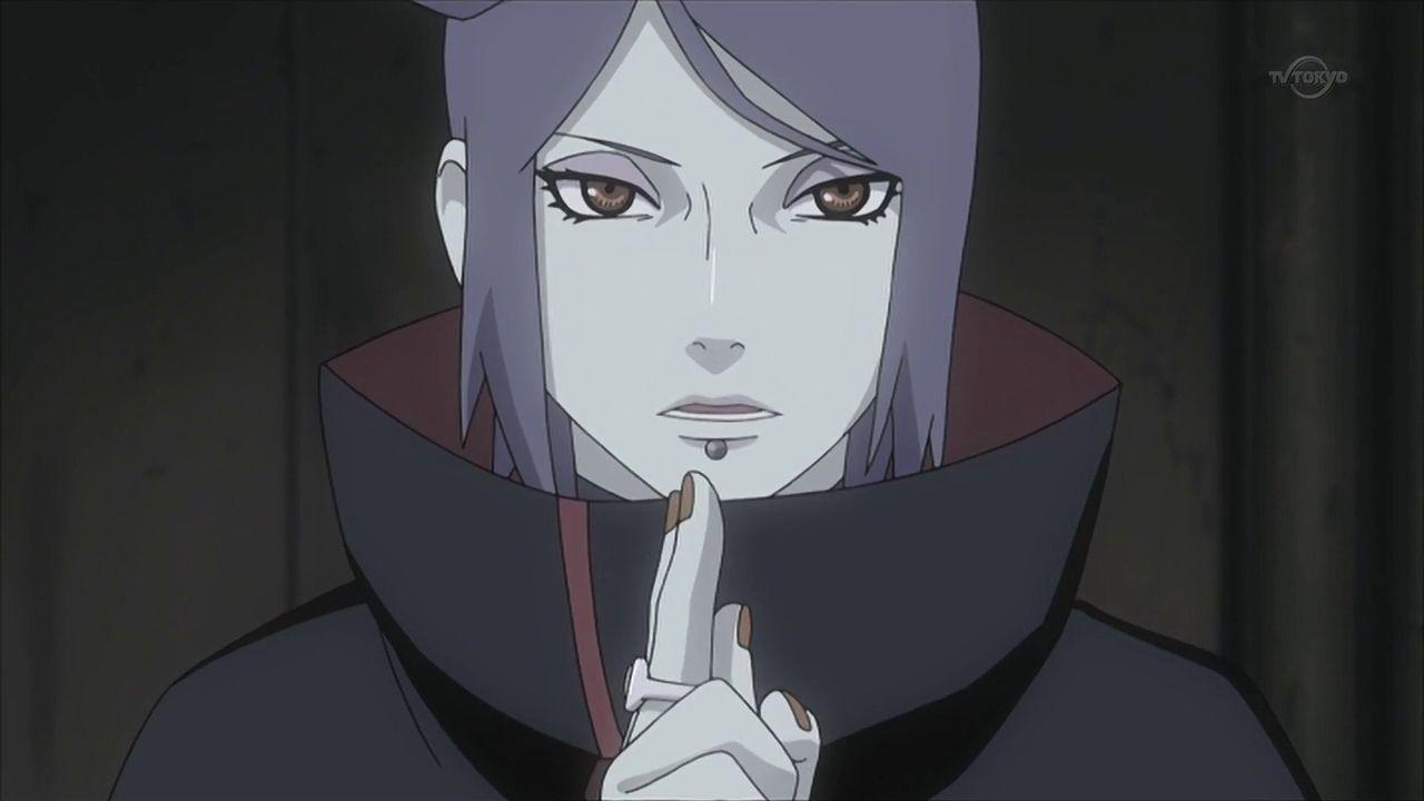 Naruto: Shippuden, tutta la bellezza e l'abilità di Konan nel cosplay di Uiti