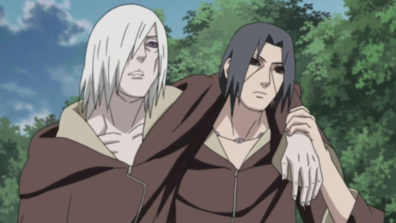 Naruto Shippuden: Itachi e Nagato tornano in vita con l'Edo Tensei in questa figure