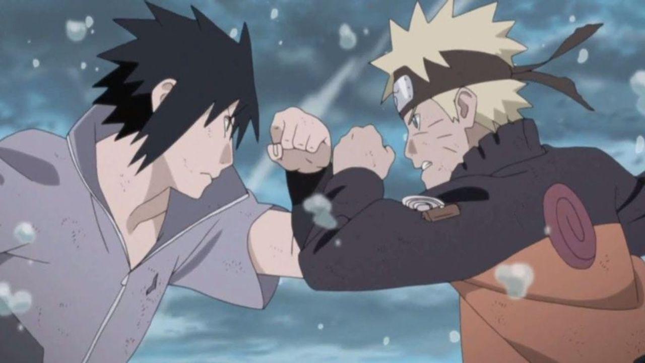 Naruto Shippuden: Naruto e Sasuke si sfidano in questi ...