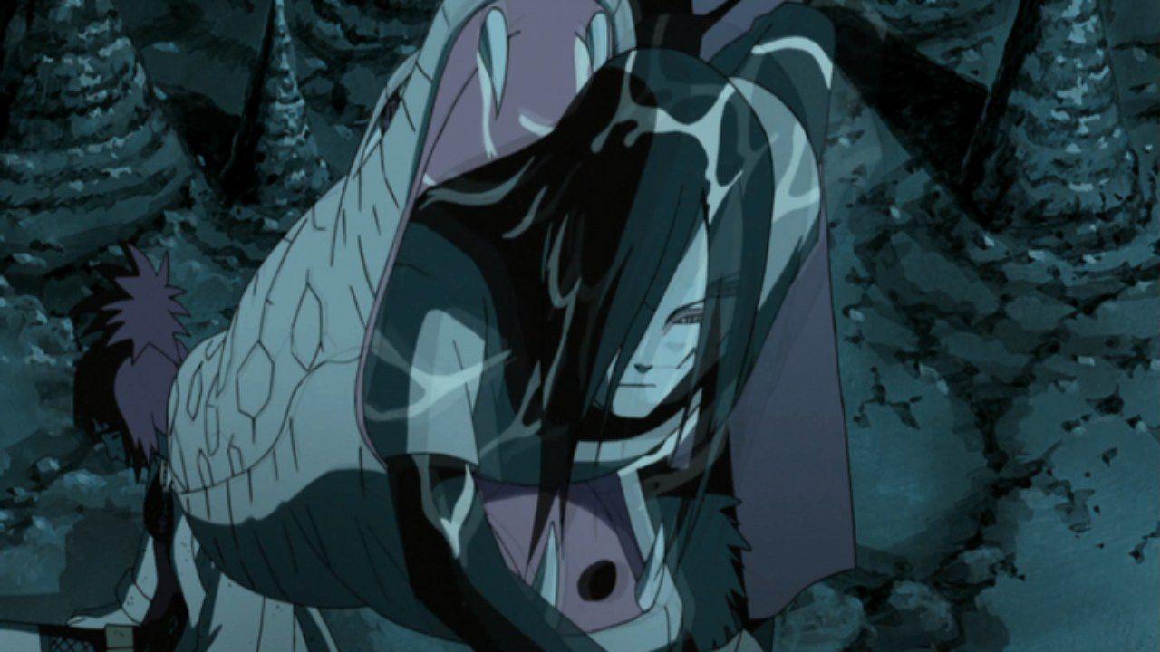 Naruto Shippuden: Orochimaru è l'incubo degli abitanti di Konoha