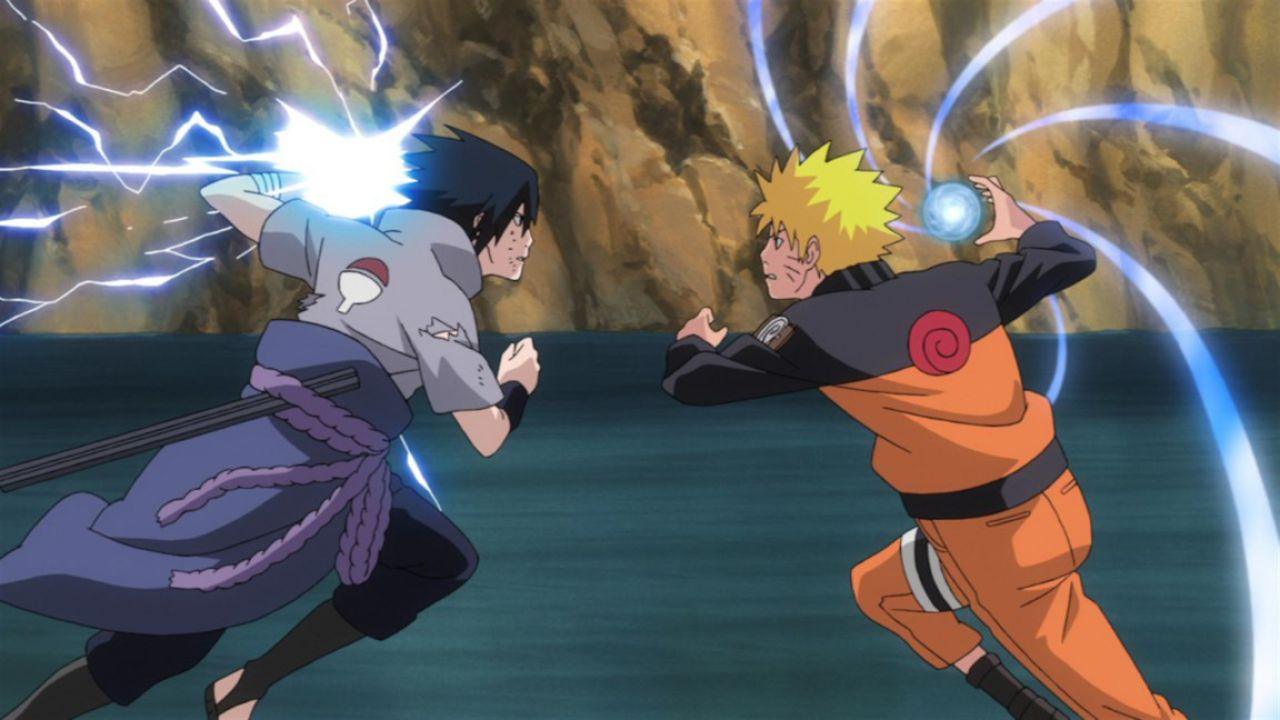 Naruto Shippuden: il protagonista si svela in una splendida figure
