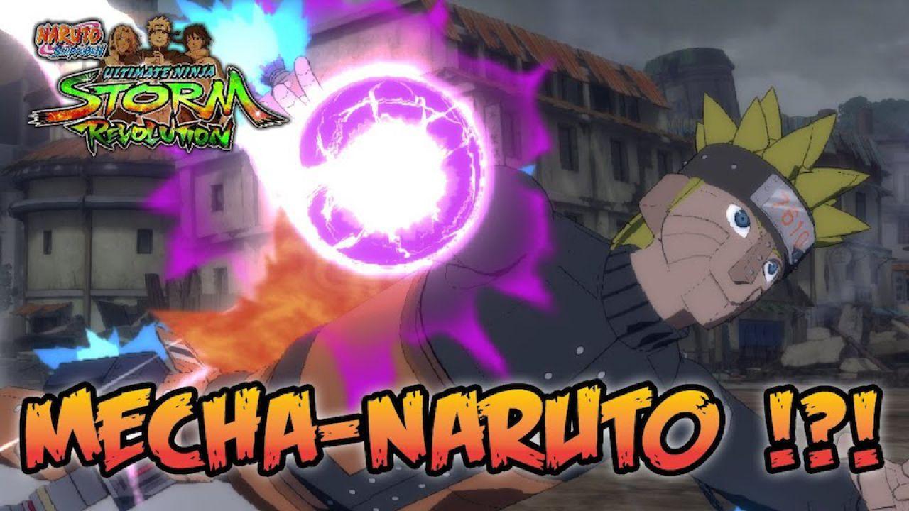 Naruto Shippuden Ultimate Ninja Revolution: le feature online della demo estese fino a Settembre